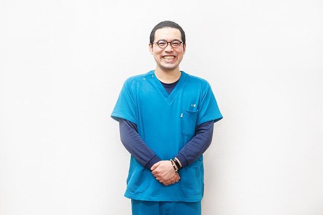大越 健一(東洋医学アドバイザー、柔道整復師、鍼灸師)